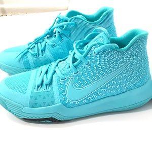 Nike Kyrie 3 GS Aqua *NEW*